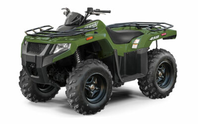 ARCTIC CAT ALTERRA 450 ATV TERRÄNGHJULING